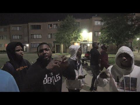 CHICAGO OBLOCK YOUTH / LATENIGHT WALKTHROUGH