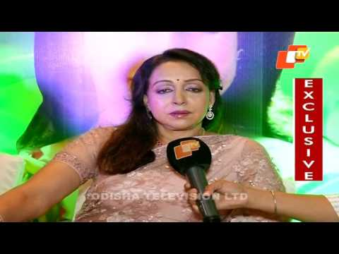 Exclusive interview with Hemamalini