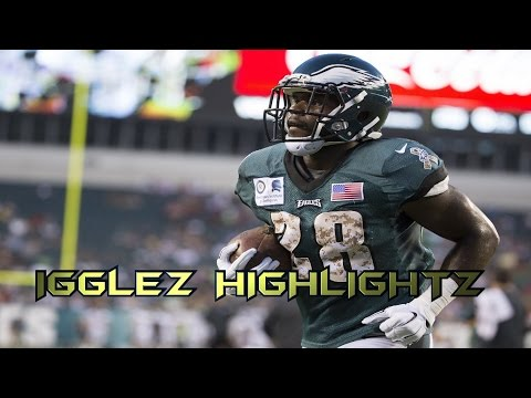 Wendell Smallwood 2016 Rookie Highlights