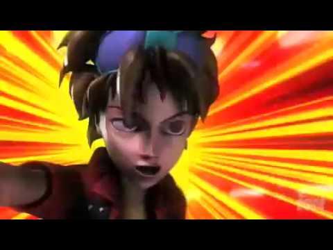 Bakugan Video Game Trailer