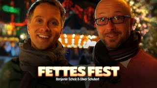 Fettes Fest – Benjamin Scholz & Oliver Schubert (Parodie Melanie Thornton - Wonderful Dream)