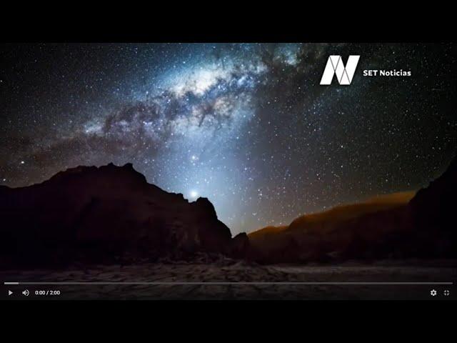 Espectáculos astronómicos pueden ser contemplados durante las noches de octubre de 2020