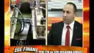 Yeni TTK'da ŞİRKET ORTAKLARINA BOL BOL HAPİS CEZASI VAR (Ege Tv)1
