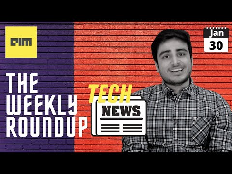 The Weekly Roundup - Top AI & Data Science News The Week |  30th Jan