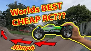 WLToys A959 Destruction Test Worlds Best Cheap RC Car ??