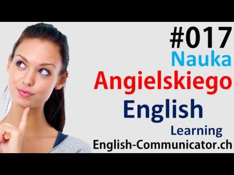#17 Kurs języka angielskiego Słownictwo English Brodnica Kołobrzeg Ostróda Strzelce Opolskie