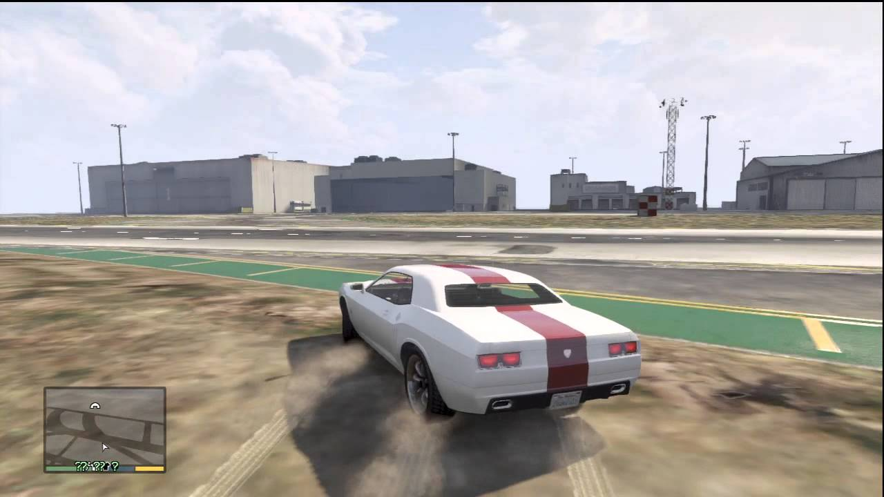 Gta 5 Secret Rare Exclusive Challenger 2013 Gameplay Review Youtube