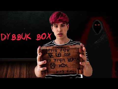 I BOUGHT A DEMON IN A BOX ( DYBBUK BOX )