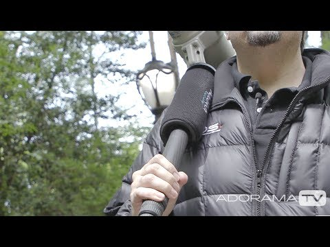 Monopod Mastery - Two Minute Tips With David Bergman