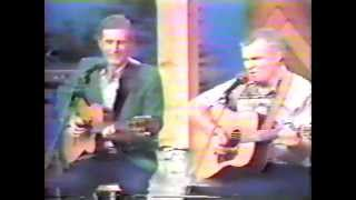 Chet Atkins and Doc Watson - Don't Monkey 'Round My Widder