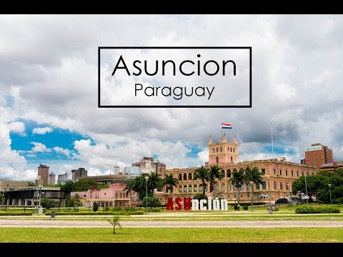 EXPLORING ASUNCIÓN // a snapshot of the capital of Paraguay // VLOG #04
