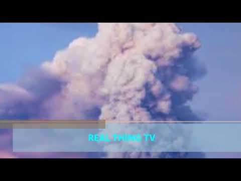 Bali volcano Eruption Mount Agung