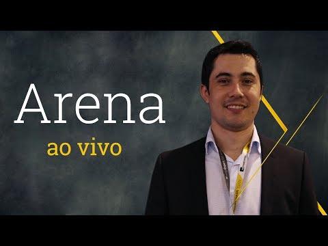 ARENA DO INVESTIDOR AO VIVO - 29/08/2018.