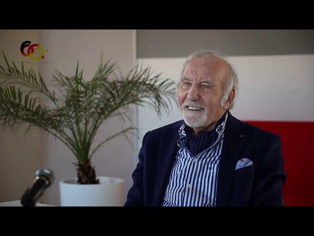Ersin Uğursal im Gespräch mit Nejdet Niflioğlu