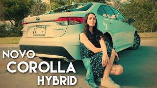 Novo Toyota COROLLA HYBRID 2020 tem mesmo conjunto HÍBRIDO do PRIUS e parte de $23,000 nos EUA