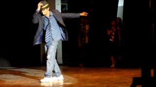 Rajeev Solo Dance | Urvashi | Prabhu Deva | IIT Delhi