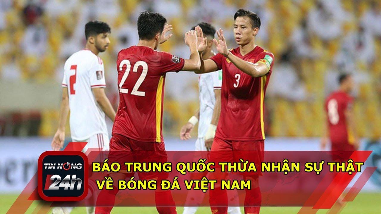 Hàng loạt tờ báo thể thao của Trung Quốc thừa nhận sự thật về bóng đá Việt Nam