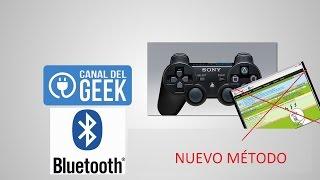 Mando PS3 en PC SCP-DS-Driver 360 Controler MÉTODO DEFINITIVO 2017  - Funciona Assassins Creed
