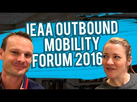IEAA Outbound Mobility Forum: Melbourne, 2016