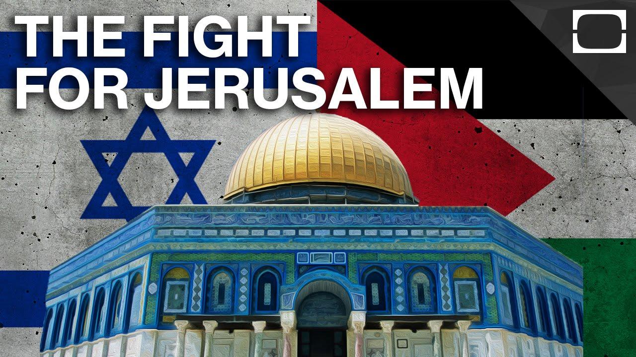 Why Jerusalem Matters To Palestine & Israel