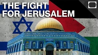 Why Jerusalem Matters To Palestine & Israel