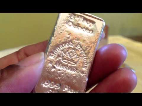 Silver Collection Update, Monarch Precious Metals