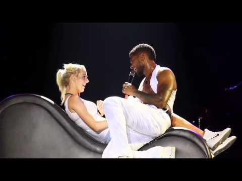 Usher OMG Tour - Pick Me