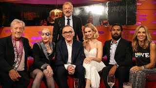 Full Graham Norton Show - Madonna, Ian McKellen, Danny Boyle, Lily James, Himesh PatelSheryl Crow