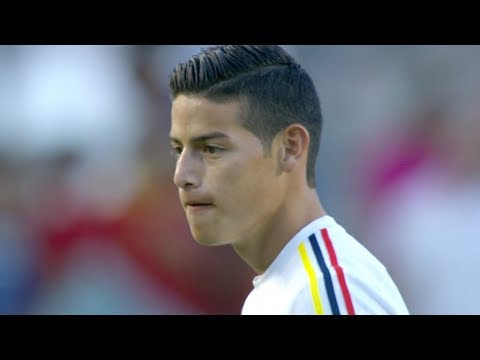 James Rodriguez vs Spain (Friendly) 09/06/2017 HD 1080i by JamesR10™