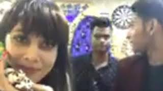 Tawhid Afridi live with new GF | Tawhid Afridi Fb live with GF