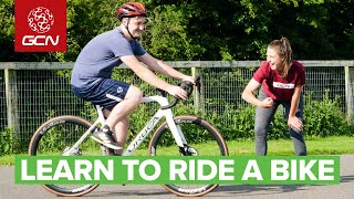 How To Ride A Bİke From Scratch! | A Beginners Guide To Starting Bike Riding