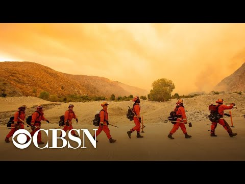 California lacks inmate firefighters due to COVID prison releases