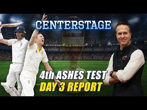 Cummins-Hazelwood partnership makes us love Test cricket: Michael Vaughan