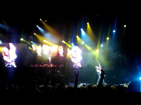 Scorpions - Guitar Solo - Matthias Jabs - Concert Live Wrocław 31.08.2012