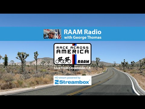 RAAM 2016 Start: Solo and RAW in HD