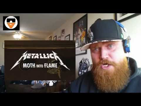 Metallica - Moth Into Flame - Reaction/Discussion