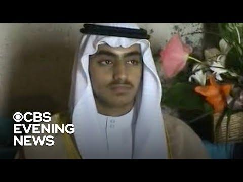 U.S. offers bounty for Osama bin Laden's son