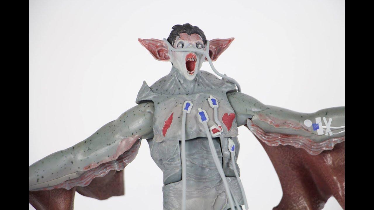 Arkham Knight DC Collectibles Batman Man-Bat Action Figure