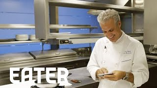Eric Ripert of Le Bernardin Reads a Mediocre Yelp Review