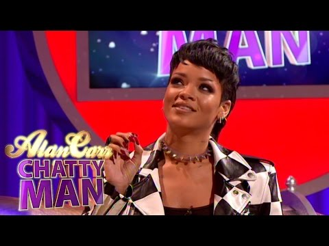 Rihanna - Full Interview on Alan Carr: Chatty Man