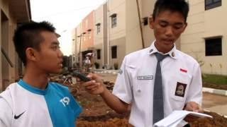 News Anchor (Bahasa Indonesia Task)