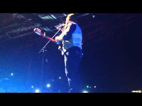 Zac Brown Band live in Phoenix 10/28/2013