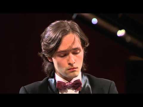 Arseny Tarasevich-Nikolaev – Polonaise in C sharp minor Op. 26 No. 1 (second stage)