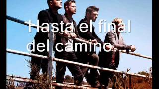 Last mile of the way- Westlife (Traducción)