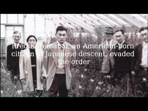 Korematsu v. United States    Civics Project