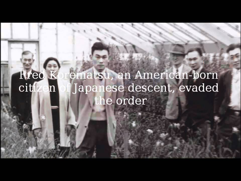 Korematsu v. United States || Civics Project - YouTube