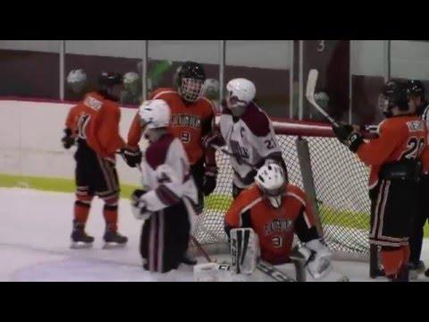 NCCS - Plattsburgh Hockey  1-23-16