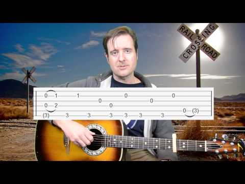 Queen of California(Acoustic) - Vevo version by John Mayer - Guitar lesson with TAB