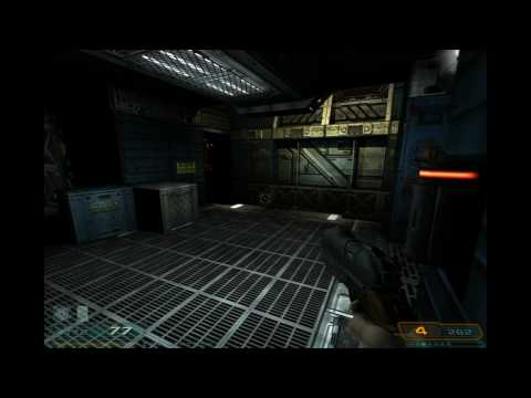 Doom 3 - Alpha Labs Sector 4