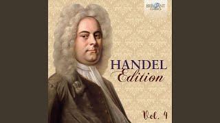 Suite in D Minor, HWV 449: IV. Sarabande